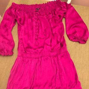 Victoria Secret hot pink dress, like new